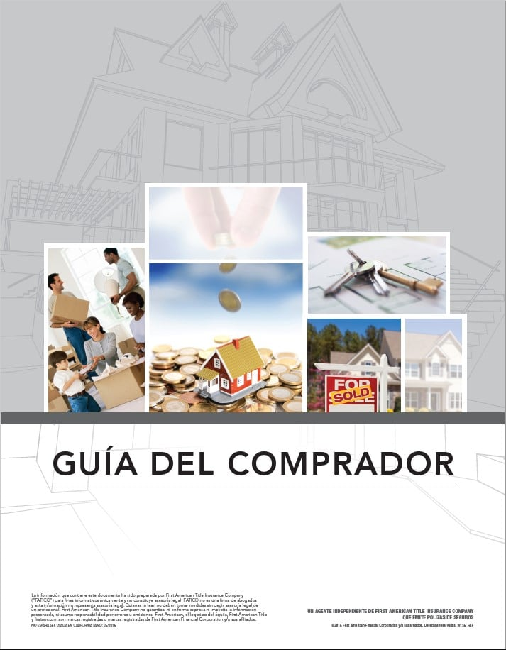 Buyers Resource Spanish